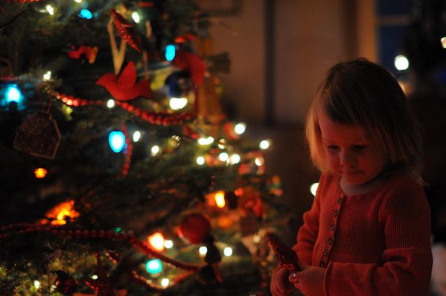 A Quiet Christmas Hello