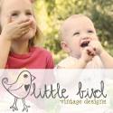Little Bird Vintage Designs Giveaway!