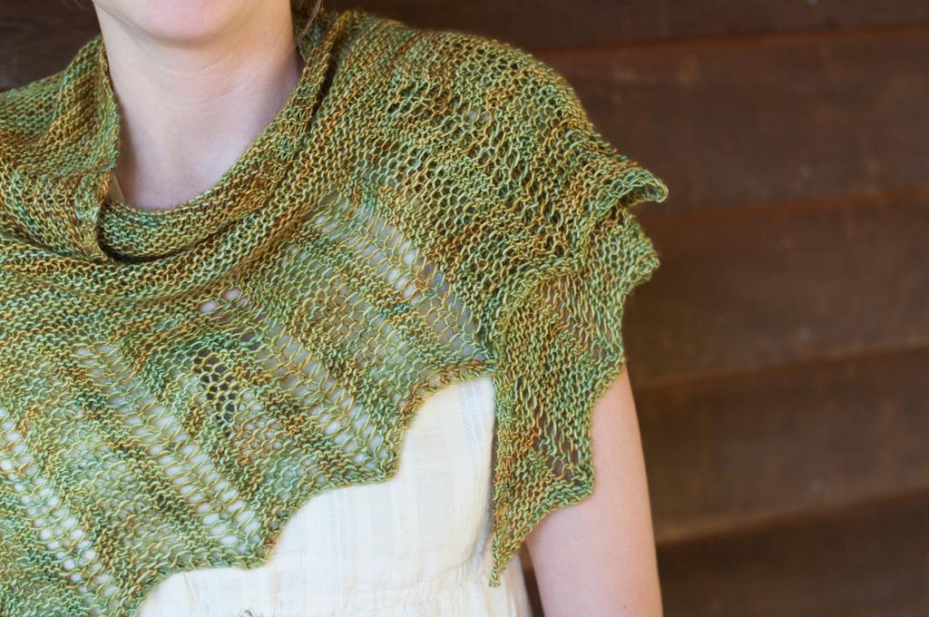 a shawl for my friend