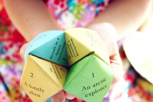 cootie catcher 7