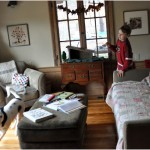 """The living room """"makeover"""" and some questions answered"""