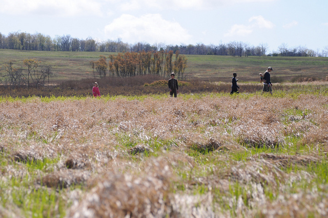 Big Meadow April 20 2012