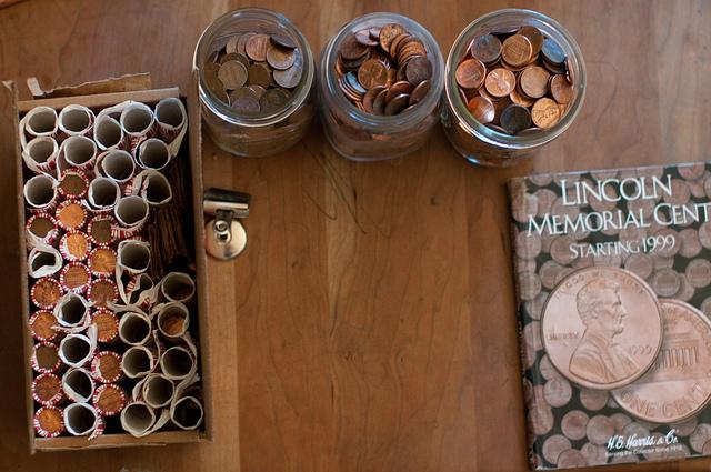 pennies and amelia bedelia