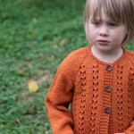 Pumpkin Sunday Sweater