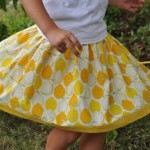 A Twirly Skirt
