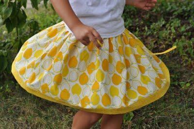A Twirly Skirt