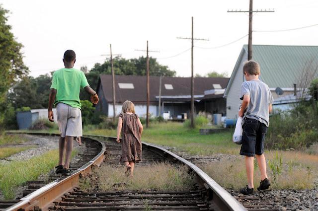 Coal on the Tracks