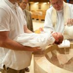 Silas' Baptism Day
