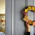 an autumn craft