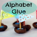 Alphabet Glue