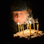 How to Make Homemade Beeswax Birthday Candles