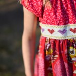 Larkspur's Request:  A Birthday Dress