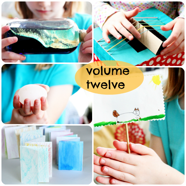Alphabet Glue Volume Twelve
