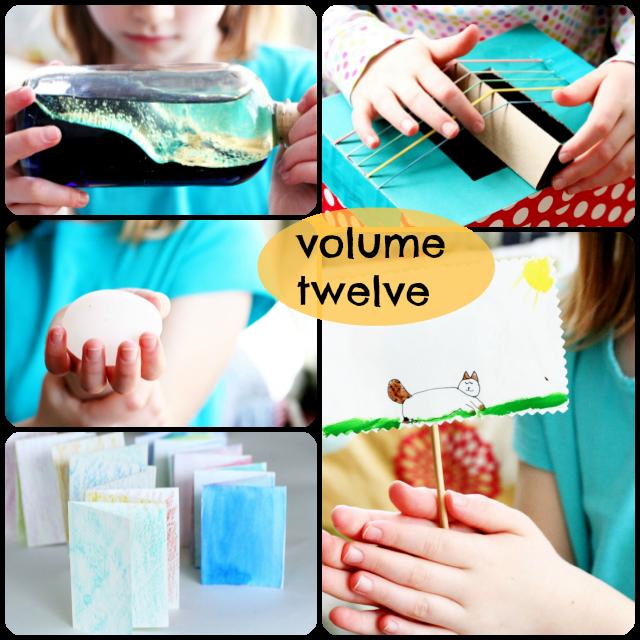 Alphabet Glue Volume Twelve