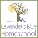 lavender's blue homeschool