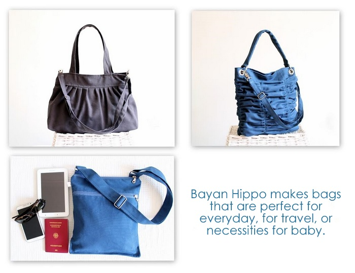 bayan hippo blue no text