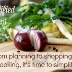 Simplified Dinners {giveaway}