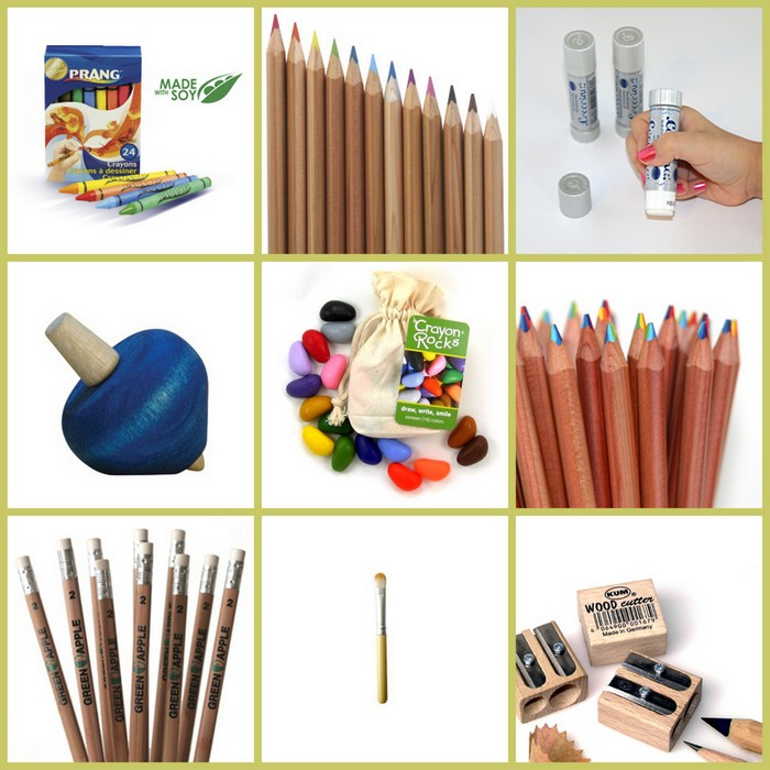 Stubby Pencil Studio {giveaway}