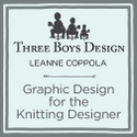 graphic design for knitters