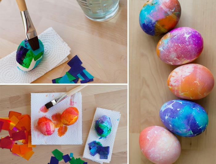 Tie-Dyed-Eggs