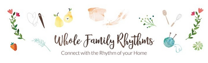 Whole Family Rhythms {giveaway}