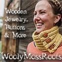 handmade wooden buttons
