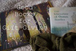 Good Books for Gift Giving {2016}