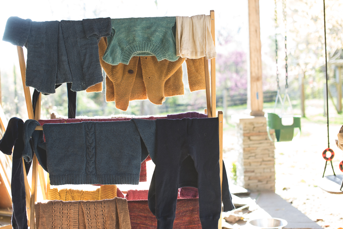 Homestead Drying Racks {giveaway}