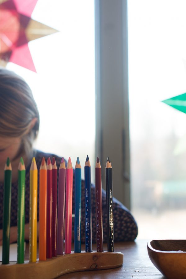 Stubby Pencil Studio {giveaway}
