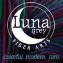 Luna Grey modern yarn