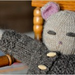 Birthday Knits: Phoebe Mouse