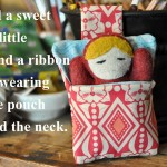 Pouch Necklace Tutorial