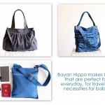 Bayan Hippo {handmade bags & purses giveaway!}