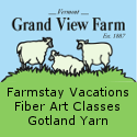 farmstays and gotland yarn