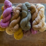 Almost Winter Light {yarn}