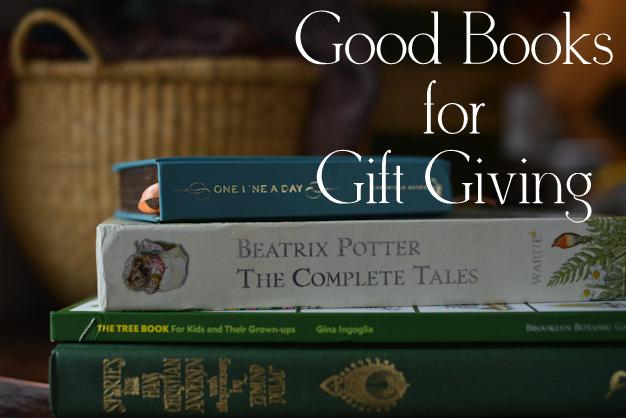 good books for gift giving