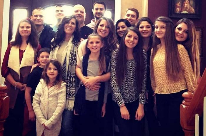 Amy's family