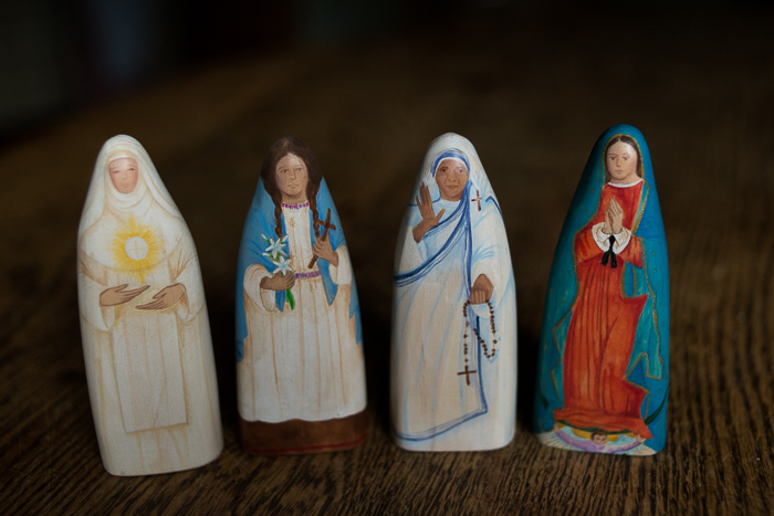 Celebrating Saint Teresa of Calcutta {In the Loft giveaway}