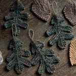 Knitting Leaves (not sweaters)