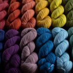 Silk and Wool Rainbow