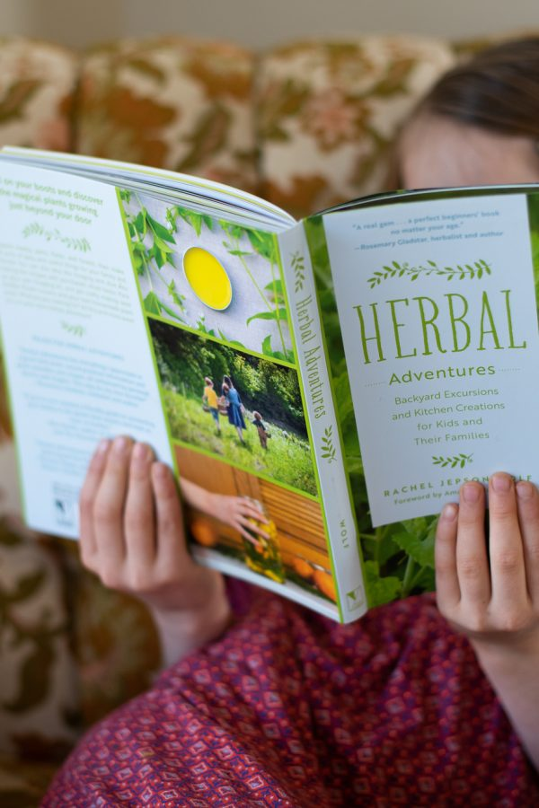 Herbal Adventures {book giveaway}