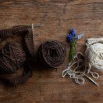Yarn Along {April}