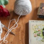Yarn Along {April}