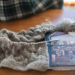Yarn Along {November}